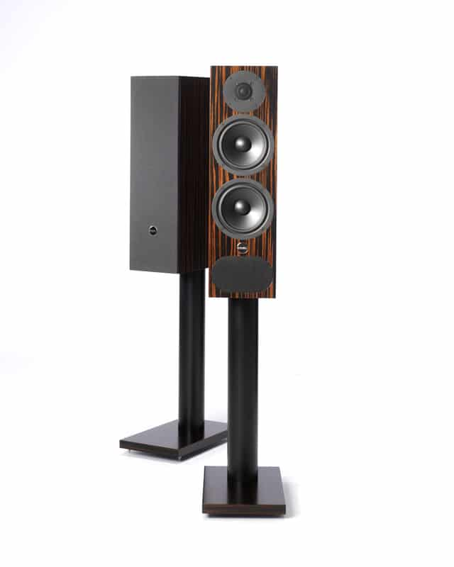 PMC Fact3 Speaker with stand