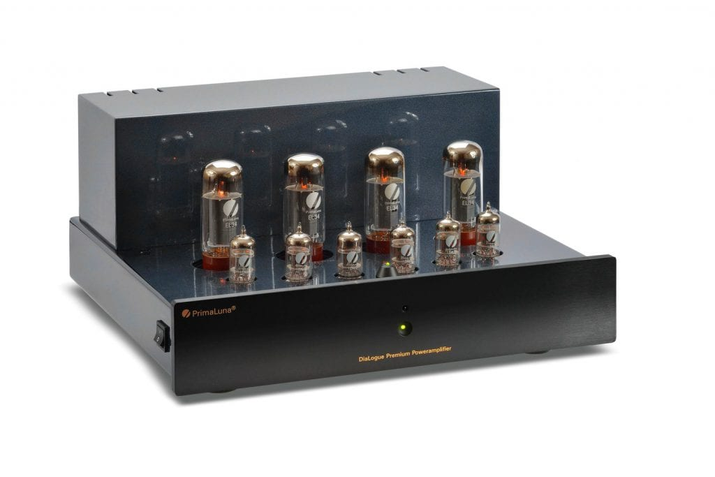 Prima Luna Amplifier
