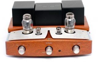 Unison research preludio tube integrated amplifier