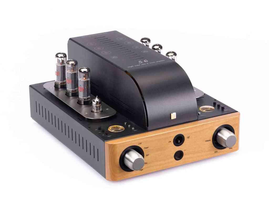 Unison Research S6 Maple