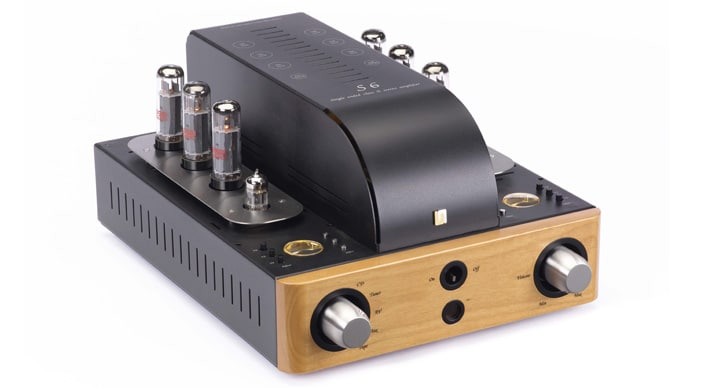 Unison Research S8 tube amplifier