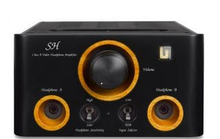 Unison Research headphone amp