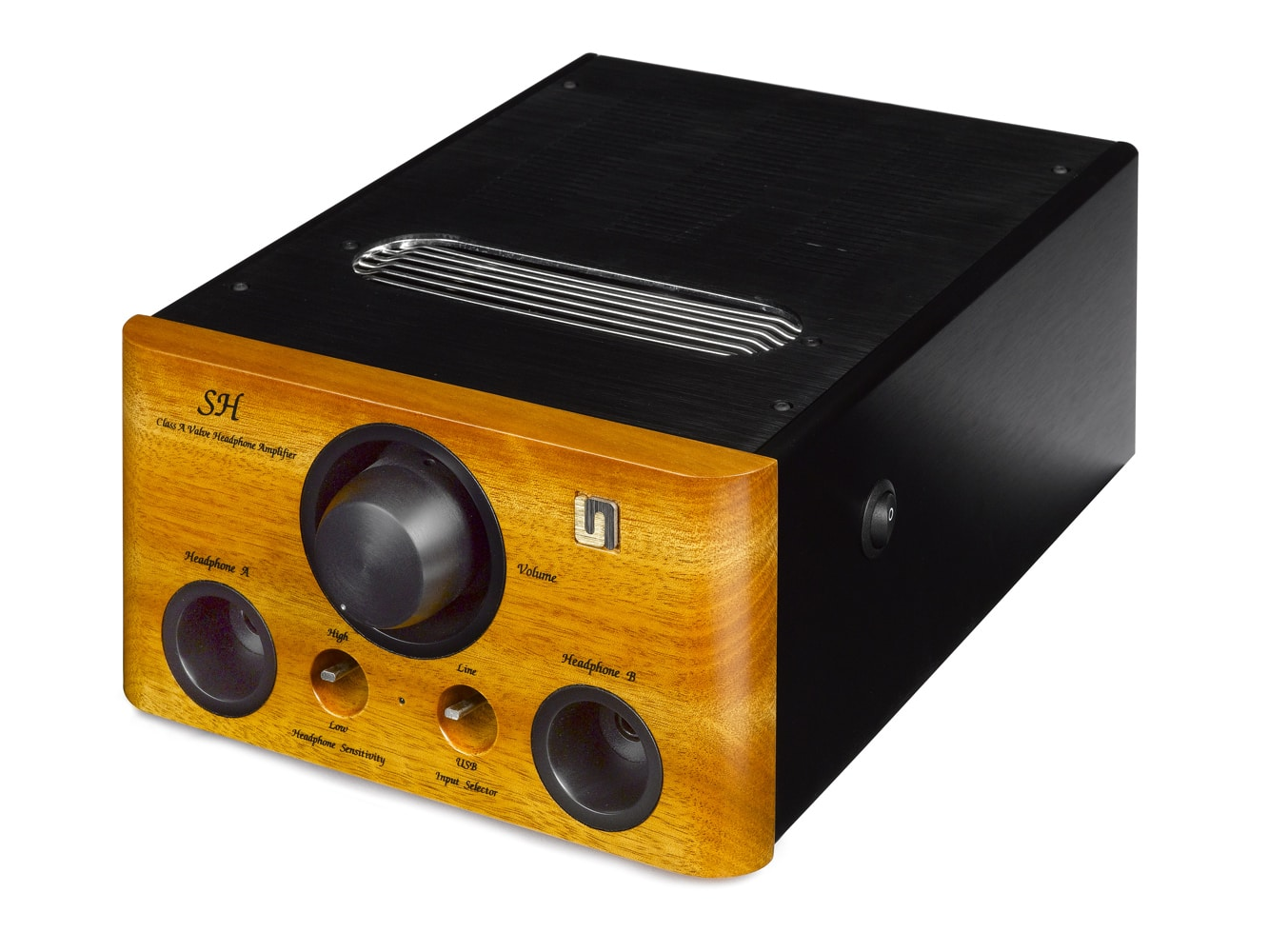 Unison Research headphone amplifier