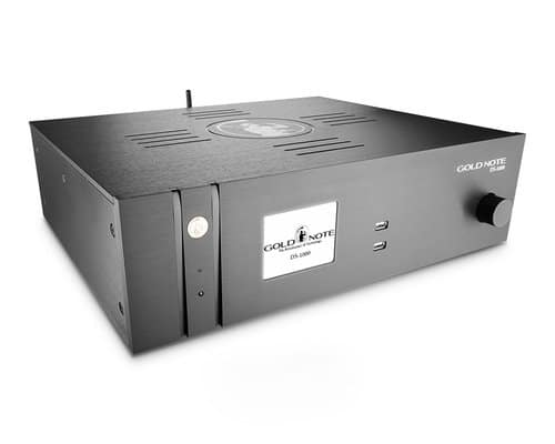 Gold Note DS-1000 DAC Streamer