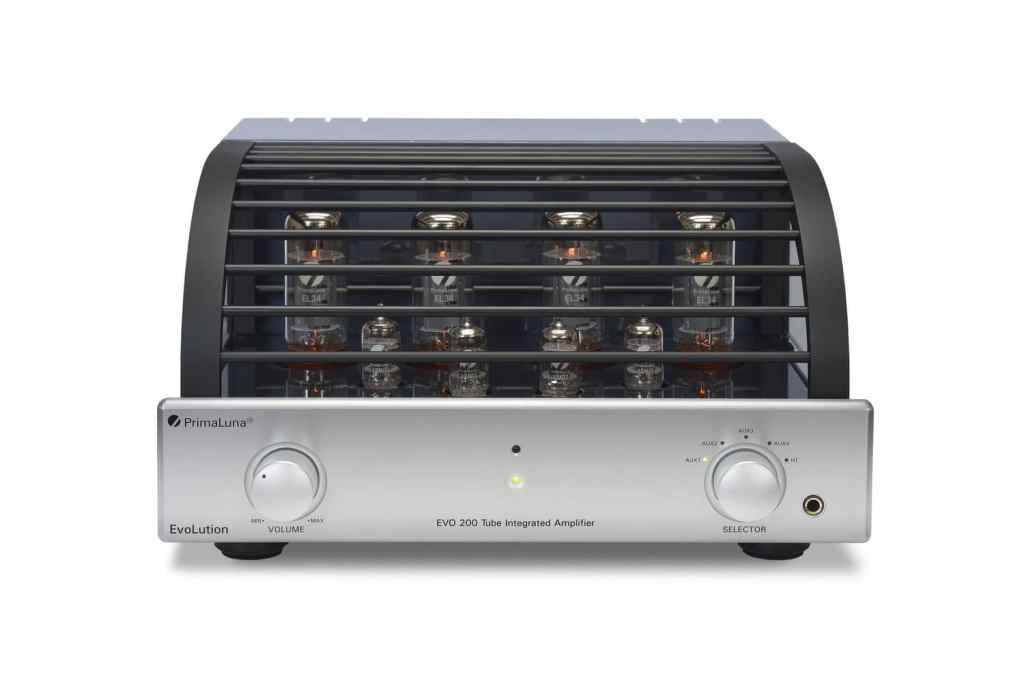 PrimaLuna Tube Amplifiers