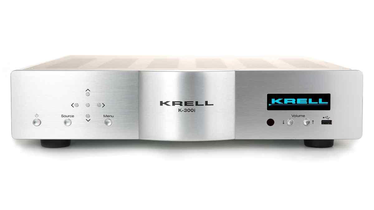 Krell Amplifiers