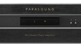 Parasound 2250 v2 power amplifier