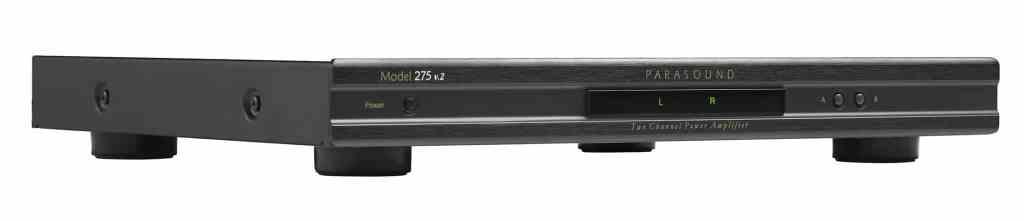Parasound 275 v2 power amplifier
