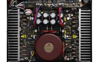 Parasound A23+ Power Amplifier Inside