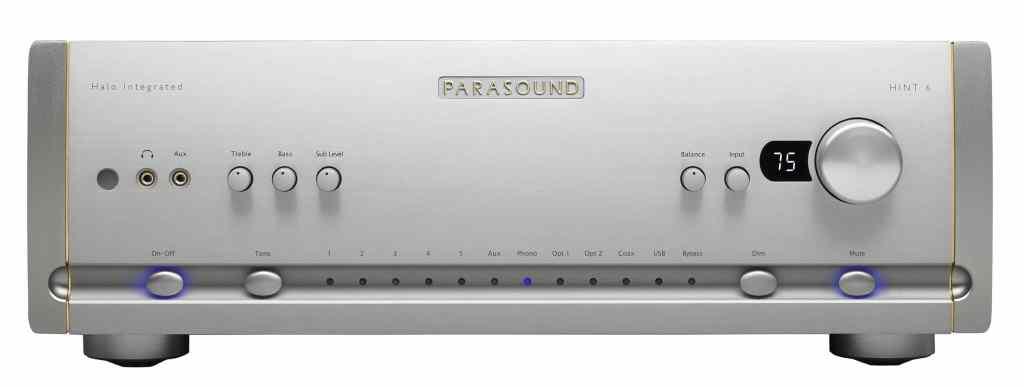 Parasound Hint 6 silver