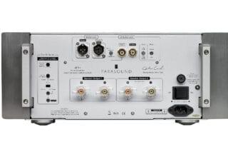 Parasound JC1+ Power Amplifier Rear