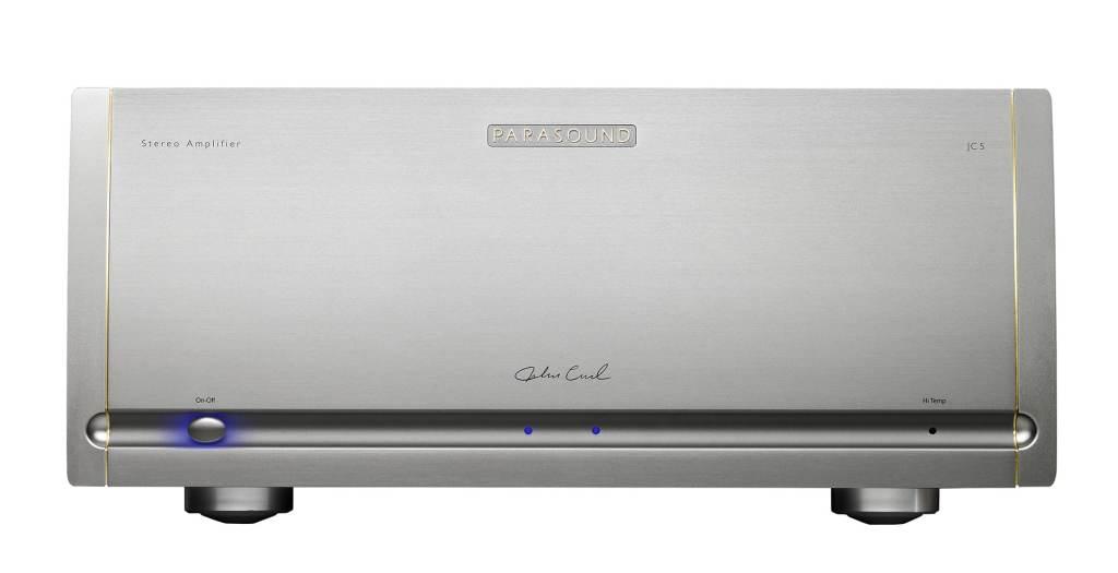 Parasound JC5 Power Amplifier Front