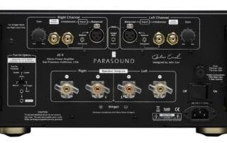 Parasound Jc5 rear