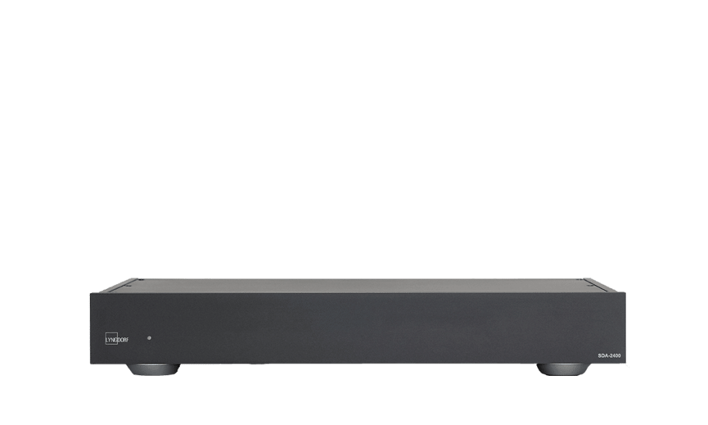 Lyngdorf_SDA-2400_power_amplifier_front