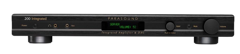 Parasound Integrated