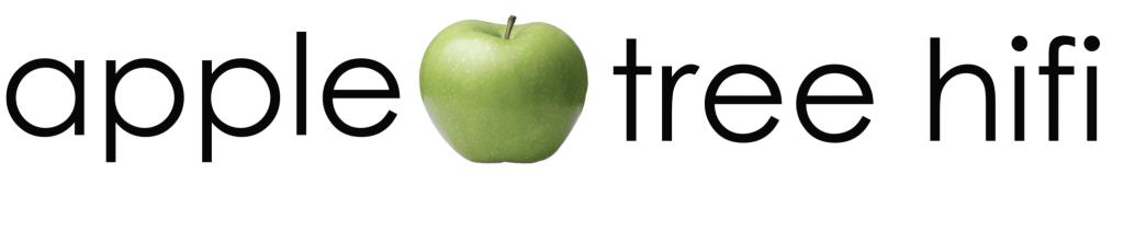 Apple Tree hifi logo black