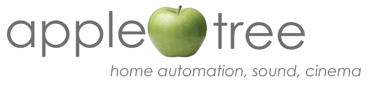 Apple Tree High End Audio, theatre Logo