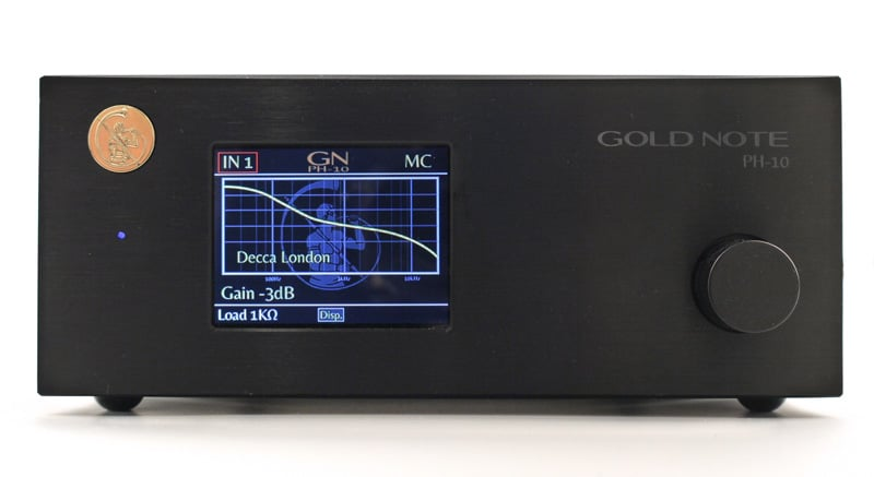 Gold Note PH10 Phono Amp