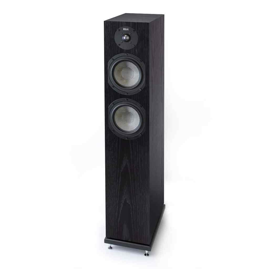 KLH_Concord_Floor_standing_Speakers_black