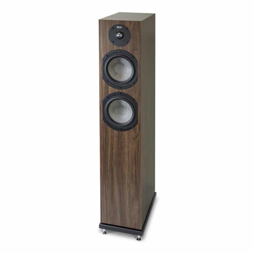 KLH_Concord_Floor_standing_Speakers_walnut