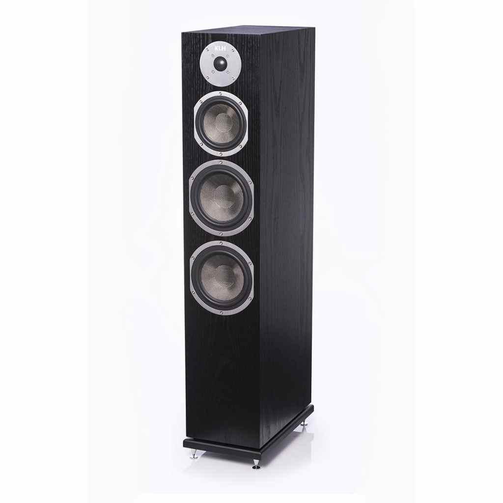 KLH_Kendall_Floorstanding_speaker_black