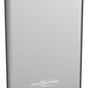 Ansmann Powerbank 4.000mAh Zilver
