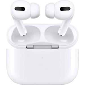 Apple AirPods Pro + Wireless Charging Case Bluetooth In Ear oordopjes In Ear Wit