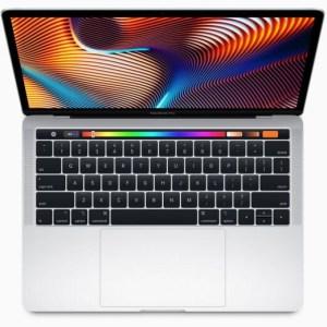 """Apple Macbook Pro (2019) 13"""" - i5-8257U - 8GB RAM - 128GB SSD - Touch Bar - Retina Display - AZERTY (Zo goed als nieuw)"""