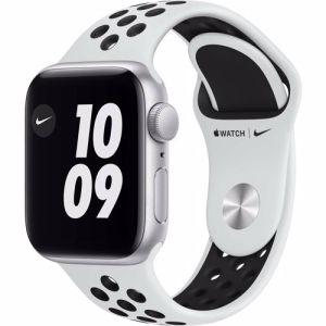 Apple Watch Nike SE GPS 40mm (Zilver) Sportband