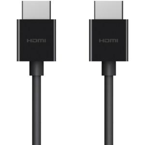 Belkin Ultra HD High-Speed HDMI-kabel, 2 meter AV10175bt2M-BLK