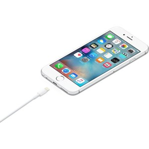 Lightning naar USB kabel (1 m) | Apple