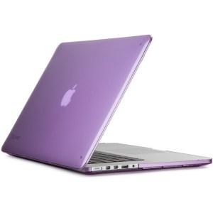 Tweedekans Speck MacBook Pro (with Retina display) 15 inch SmartShell (Haze Purple / Radiant Orchid)