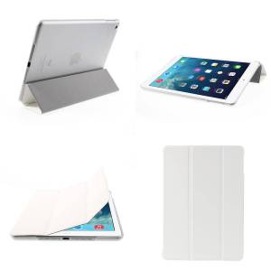 iPad Air Smart Case Wit Transparante backcover