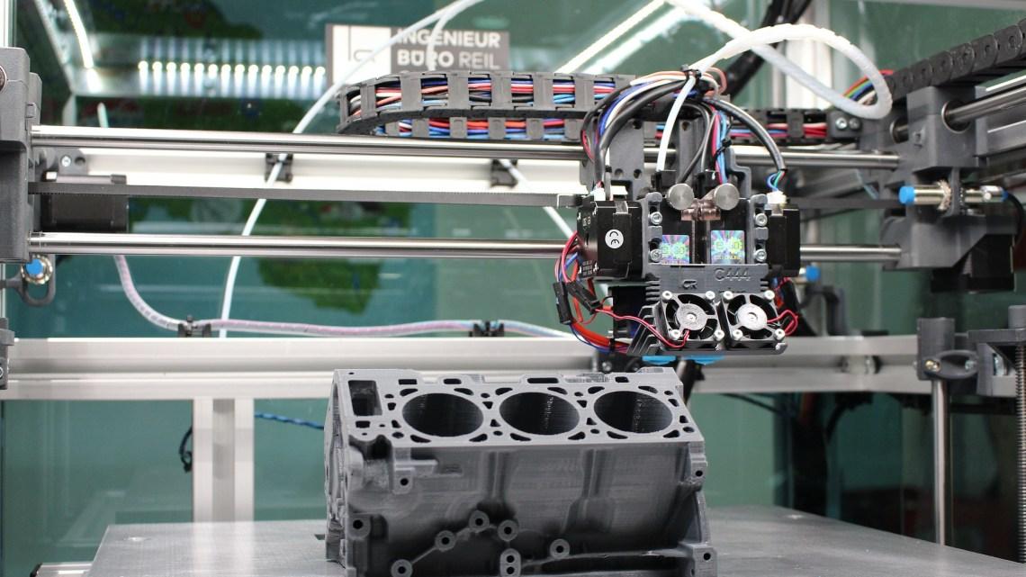 De ideale 3D printer kopen