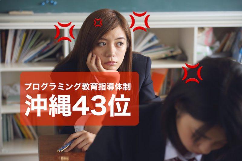 文部科学省 1月10日 都道府県別ランキング プログラミング
