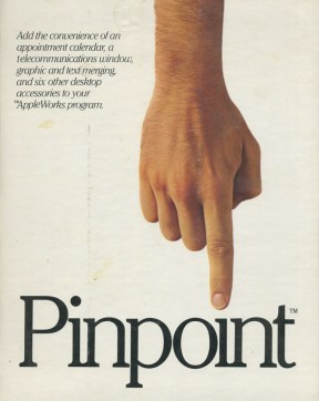 Pinpoint, 1985, Pinpoint Software