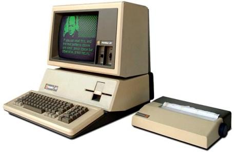 Apple III and Silentype, courtesy of Obsolete Technology Website