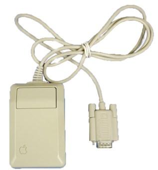 Apple IIc Mouse