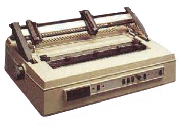 Apple Letter Quality Printer