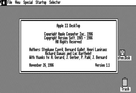 GS/OS 1.2 Finder