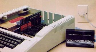 Hayes Micromodem II, 1980