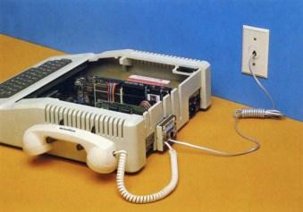 Novation Apple-Cat II with telephone cradle