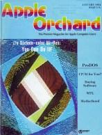Apple Orchard, Jan 1984