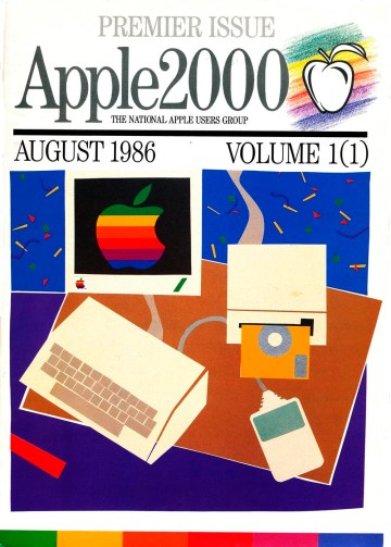 Apple2000, Aug 1986