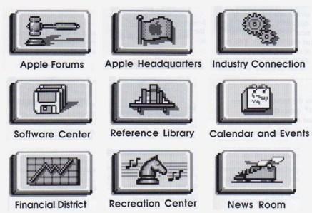 AppleLink icons