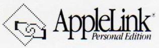 AppleLink Personal Edition logo