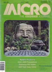 Micro, July 1982
