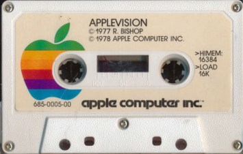 Bishop: APPLE-VISION