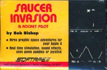 Bob Bishop: Saucer Invasion & Rocket Pilot