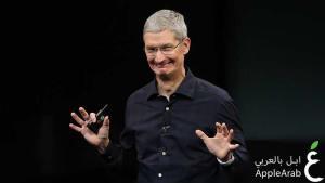 تيم كوك المدير التنفيذي لـ Apple